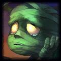 Amumu, the Sad Mummy
