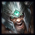 Tryndamere, the Barbarian King