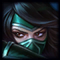 Akali, the Fist of Shadow