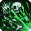 Прикосновение мумии, Cursed Touch