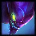 Nyx Assassin looks like                                                 Kha'Zix - Champion similar