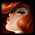 heroes that looks like Miss Fortune
