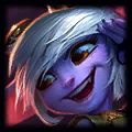 Miss Fortune looks like                                                 Tristana - Champion similar