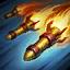 Хекстек-микроракеты, Hextech Micro-Rockets