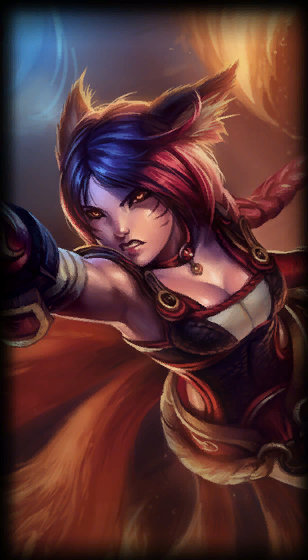 Foxfire Ahri