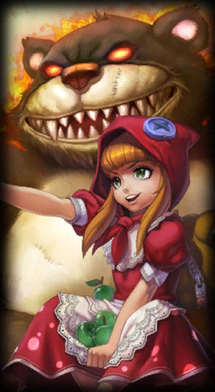 Red Riding Annie - LeagueSales