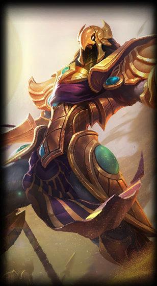 Azir - League Of Legends - Hellriders Esport