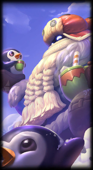 Snow Day Bard