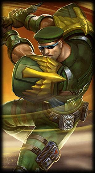 Commando Garen