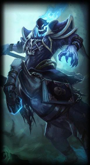Grim Reaper Hecarim