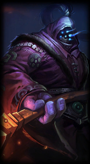 Джакс, Великий мастер оружия