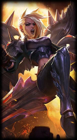 Kayle (Adaletin Kılıcı) 9 numaralı kostümü
