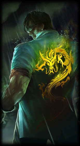 Dragon Fist Lee Sin