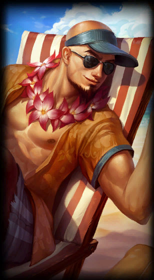 Pool Party Lee Sin