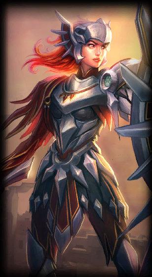 Iron Solari Leona