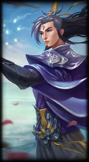 Master Yi (Wuju Üstadı) 11 numaralı kostümü