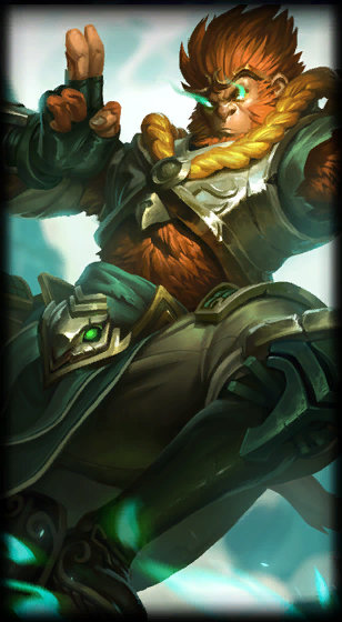 Jade Dragon Wukong