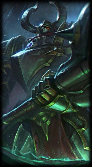 Mordekaiser (Demir Hortlak) 4 numaralı kostümü