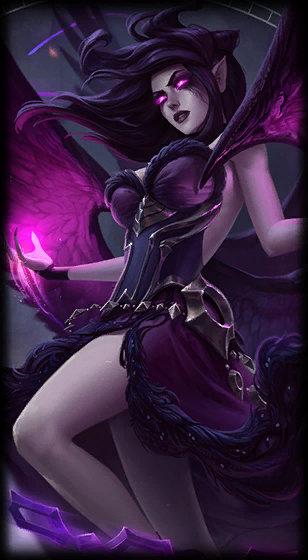 Моргана, Падший ангел