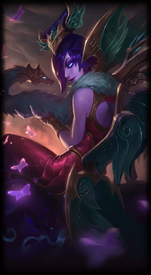 Lunar Wraith Morgana