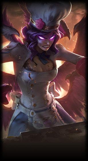 Morgana (Düşmüş Melek) 2 numaralı kostümü