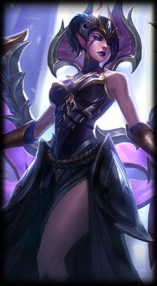 Victorious Morgana