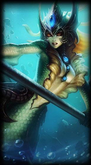 Нами, Повелительница морей