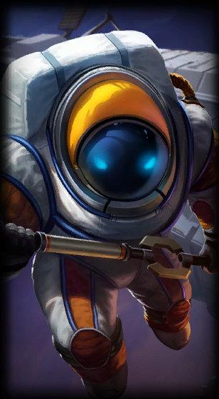 Astronaut Nautilus