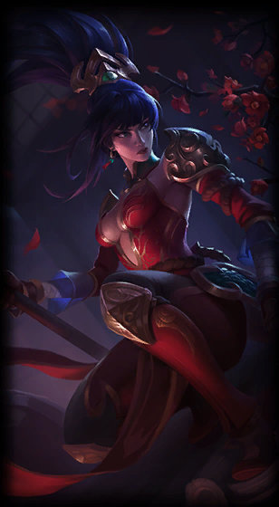 Warring Kingdoms Nidalee