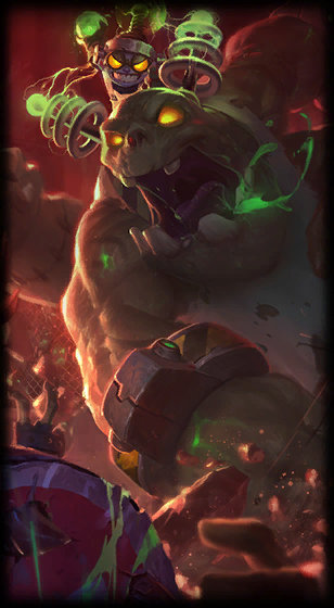 Zombie Nunu