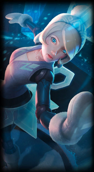 Winter Wonder Orianna