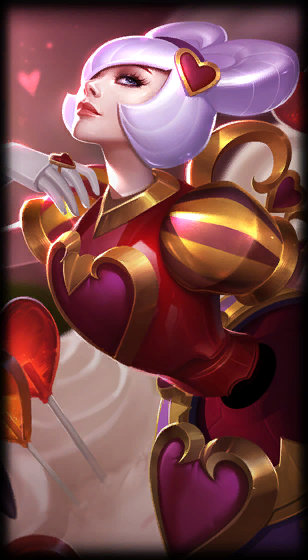 Heartseeker Orianna