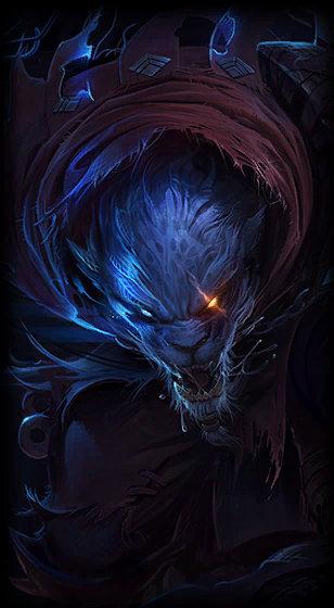 Night Hunter Rengar