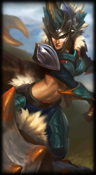 Beast Hunter Sejuani