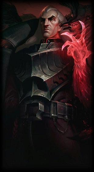 Свейн, Верховный полководец Ноксуса