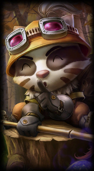 Badger Teemo