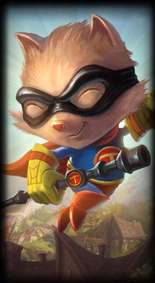 Superhero Teemo