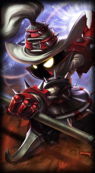Veigar (Kötülüğün Minik Efendisi) 1 numaralı kostümü