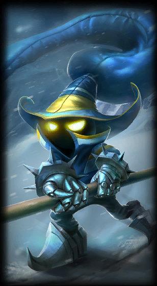 Veigar (Kötülüğün Minik Efendisi) 2 numaralı kostümü