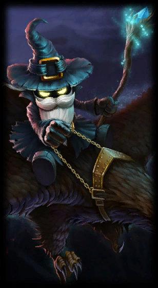 Veigar (Kötülüğün Minik Efendisi) 3 numaralı kostümü