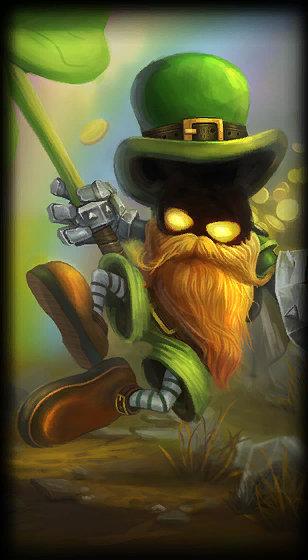 Veigar (Kötülüğün Minik Efendisi) 4 numaralı kostümü
