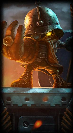 Veigar (Kötülüğün Minik Efendisi) 5 numaralı kostümü