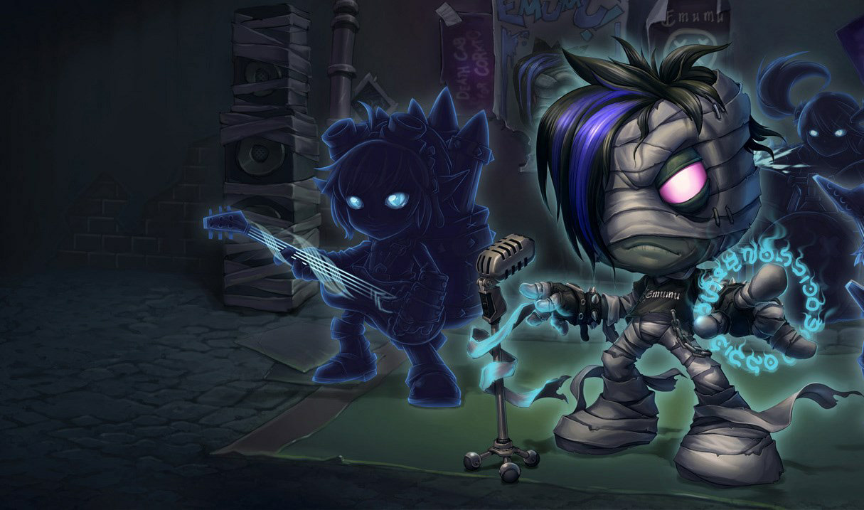 Amumu | League of Legends