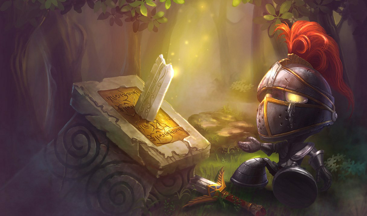Маленький рыцарь Амуму, Маленький рыцарь Амуму