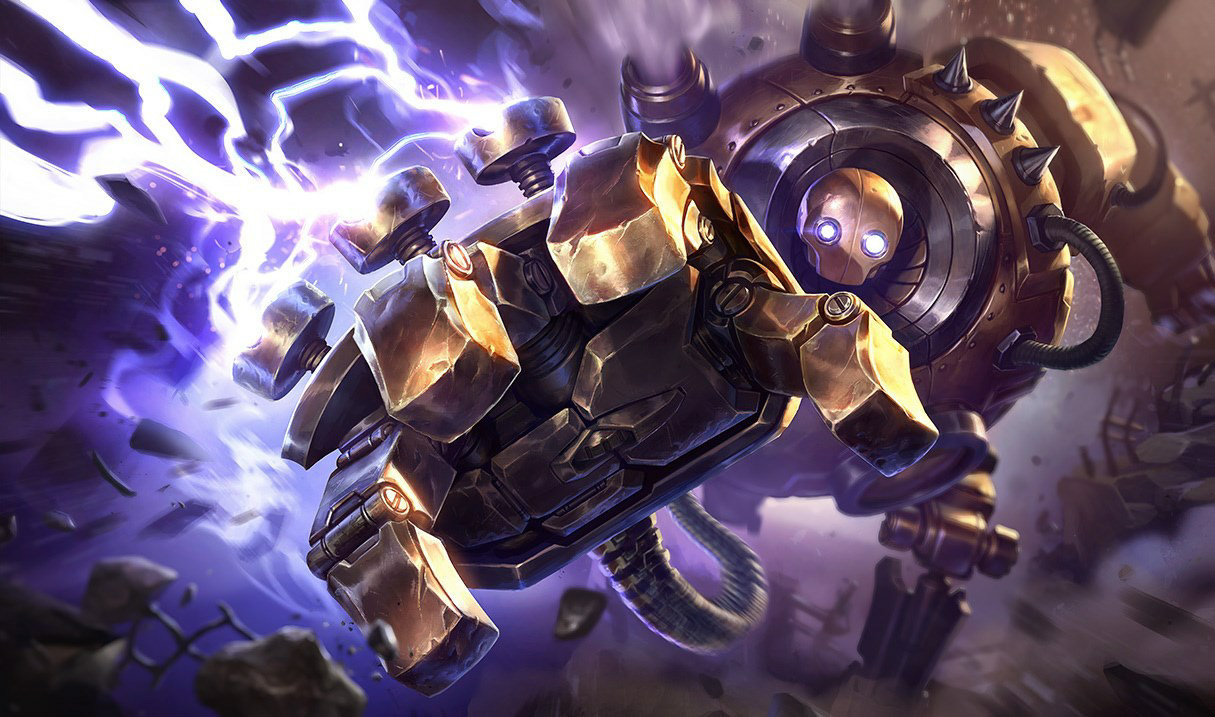 Image result for blitzcrank