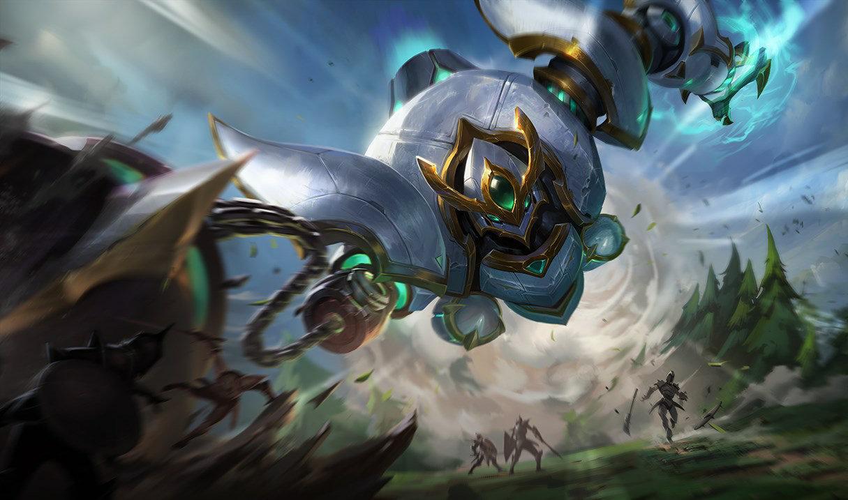 Lancer Paragon Blitzcrank