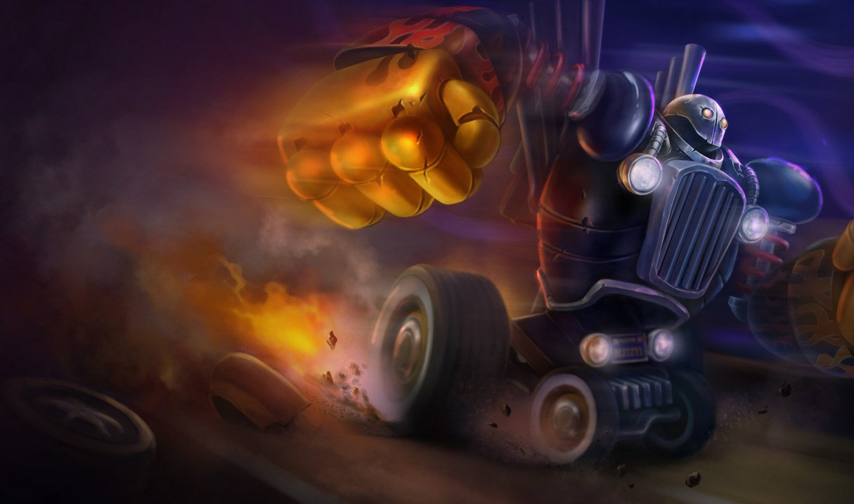 Piltover Customs Blitzcrank