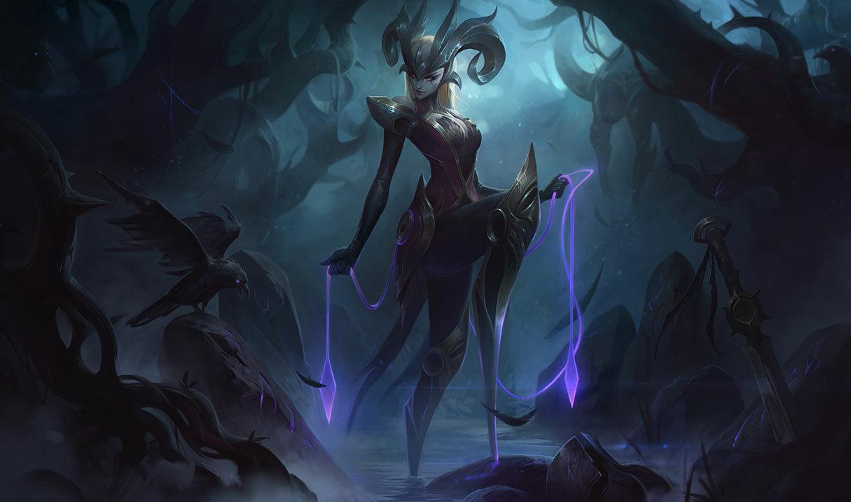 Верховная ведьма Камилла, Верховная ведьма Камилла
