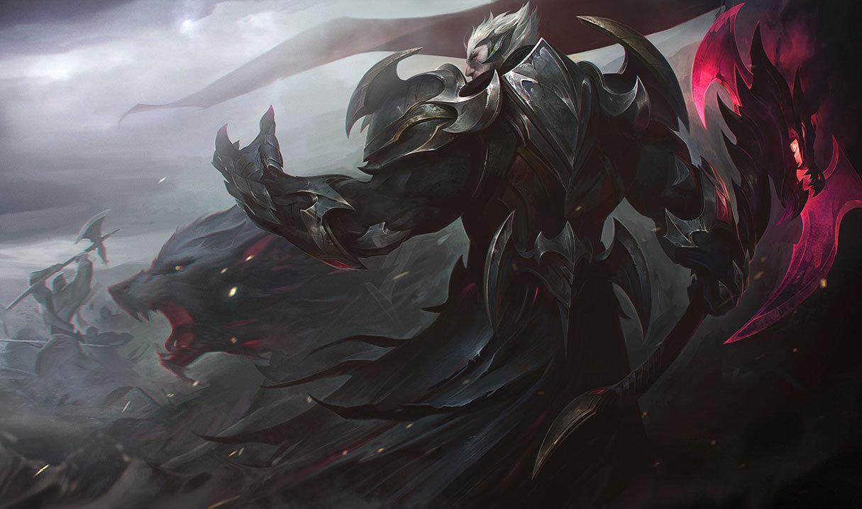 Король-бог Дариус, Король-бог Дариус