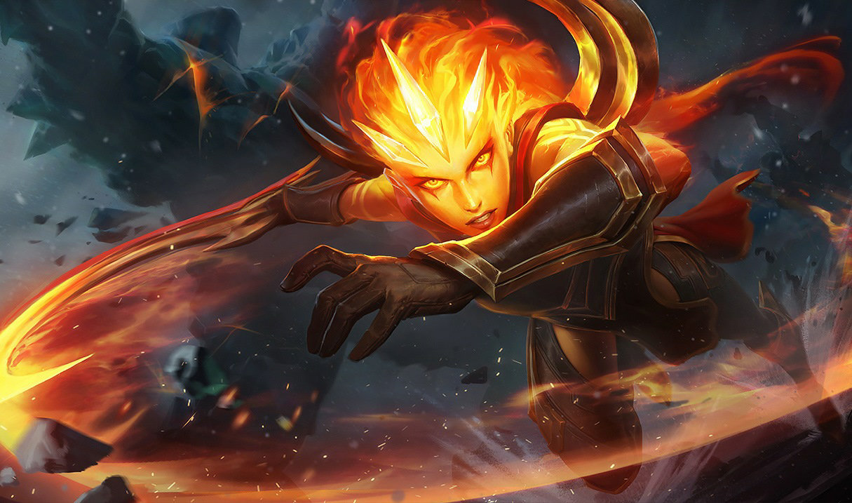 League of Legends Yama Notları 6.8 Zebani Diana